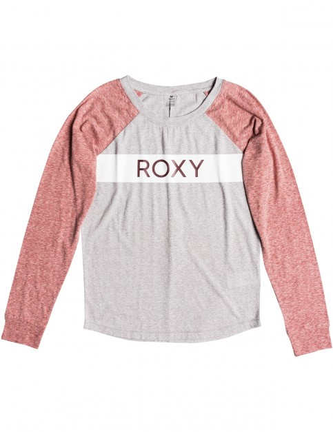Roxy Trip Party B Long Sleeve T-Shirt in Baroque Rose