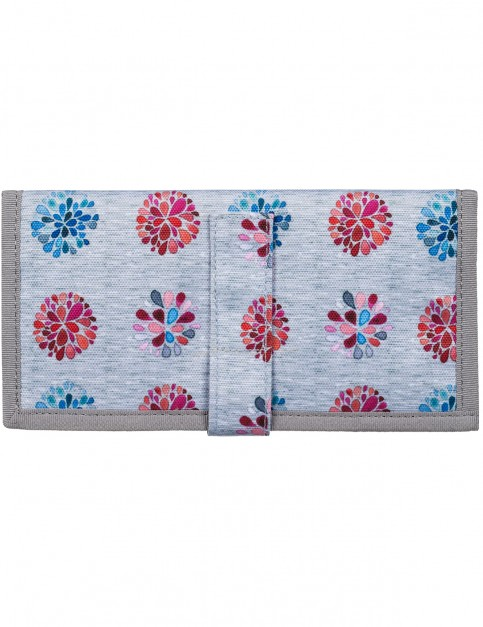 Roxy Tropical Drift Polyester Wallet in AX Dodots