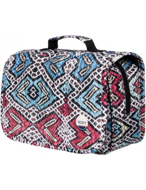 Roxy Waveform Vanity Wash Bag in Regata Soaring Eyes