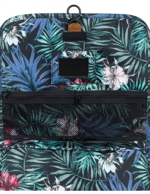 Roxy Waveform Wash Bag in Belharra Flower