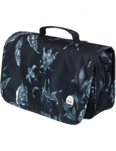 Roxy Waveform Wash Bag in Love Letter