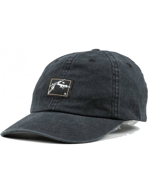 Rusty Gothic R Cap in Black
