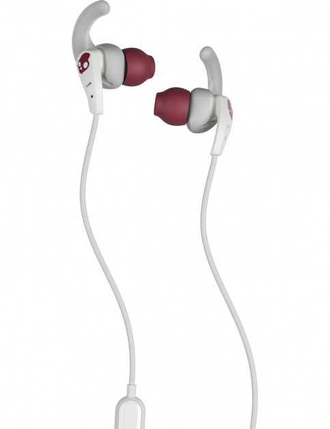 Skullcandy Set In-Ear w/mic Headphones in Vice/Grey/Crimson