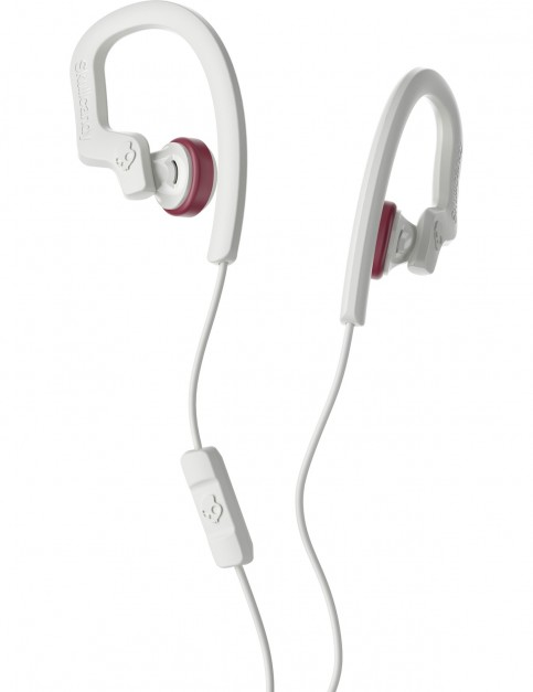 Skullcandy Chops Flex w/mic Headphones in Vice/Grey/Crimson