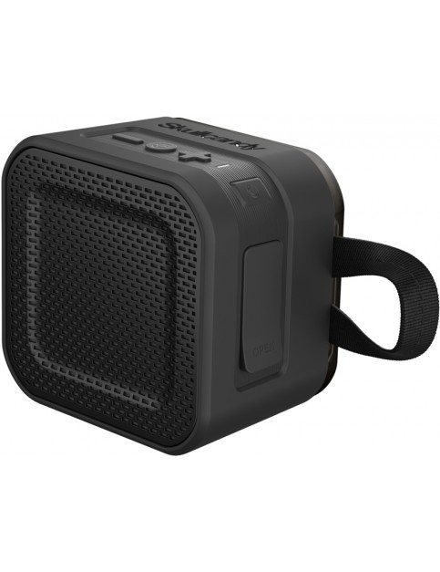 Skullcandy Barricade Mini Bluetooth Other in Black/Black/Translucent