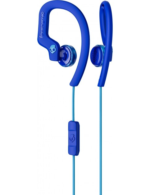 Skullcandy Chops Flex Headphones in RoyalBlue/Blue/Swirl