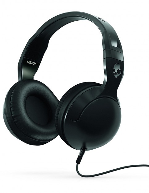 Skullcandy Hesh 2 Wireless Headphones in Black/Black/Gunmetal