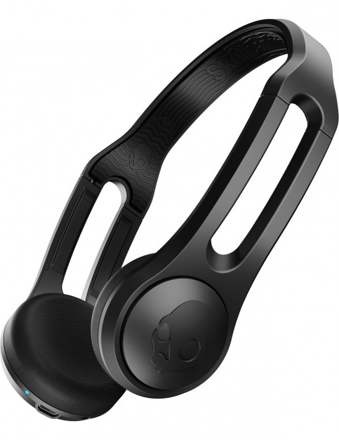 Skullcandy Icon Wireless On Ear Headphones in Black