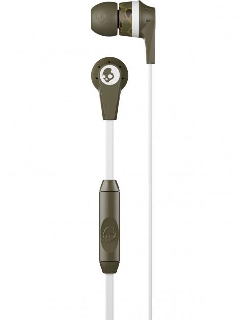 Skullcandy Ink'd 2.0 Headphones in Standard Issue