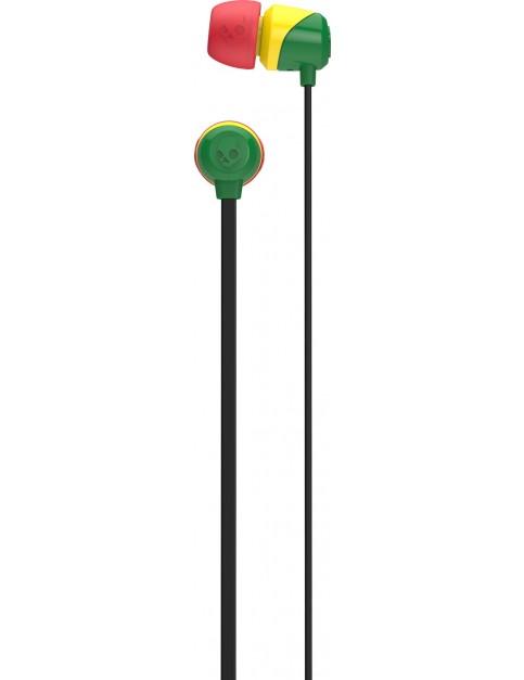 Skullcandy JIB Earbud Headphones in Rasta