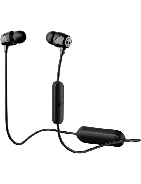 Skullcandy Jib Wireless Earbud Headphones in Black