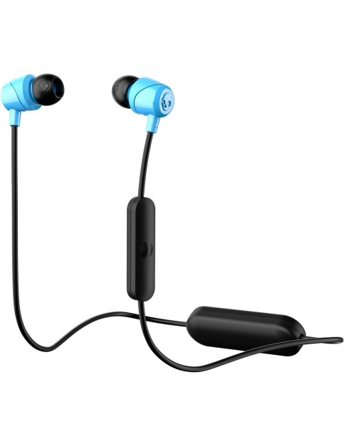 Skullcandy Jib Wireless Earbud Headphones in Blue