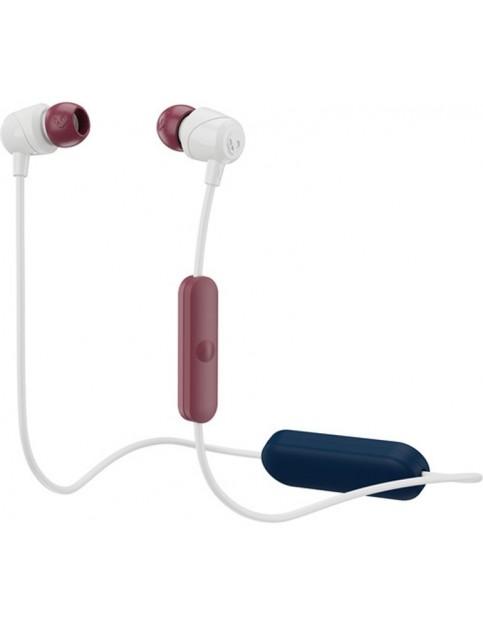 Skullcandy JIB Wireless Headphones in Vice/Grey/Crimson