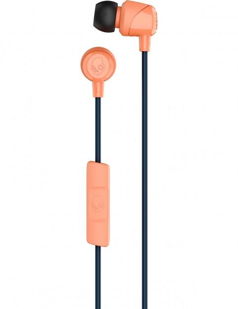 Skullcandy JIB w/mic Earbud Headphones in Sunset/Black/Sunset