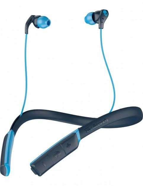 Skullcandy Method BT Sport Headphones in Navy/Blue/Blue