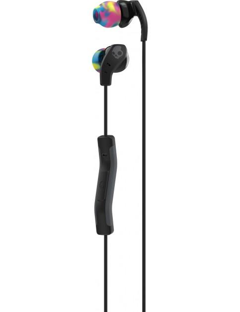 Skullcandy Method In Ear Sport Headphones in Black/Swirl/Cool Gray