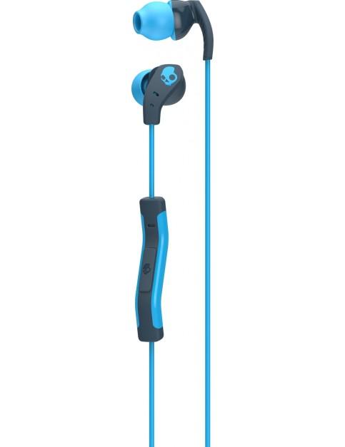 Skullcandy Method In Ear Sport Headphones in Navy/Blue/Blue