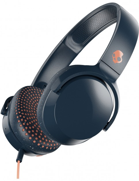 Skullcandy Riff On Ear Headphones in Blue/Speckle/Sunset