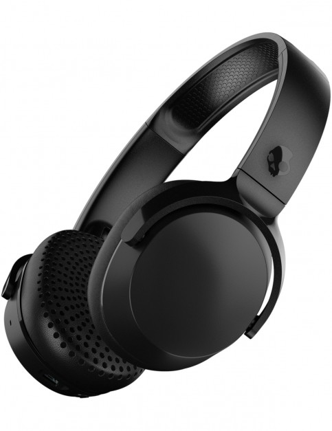 Skullcandy Riff Wireless Headphones in Black/Black/Black