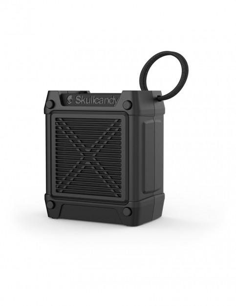 Black Skullcandy Shrapnel Bluetooth Speaker