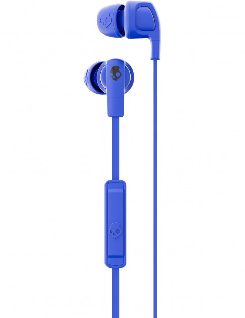 Skullcandy Smokin Bud 2 Headphones in Street/RoyalBlue/DarkBlue