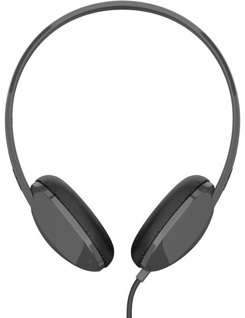 Skullcandy Stim On-Ear Headphone Headphones in Black/Charcoal/Black