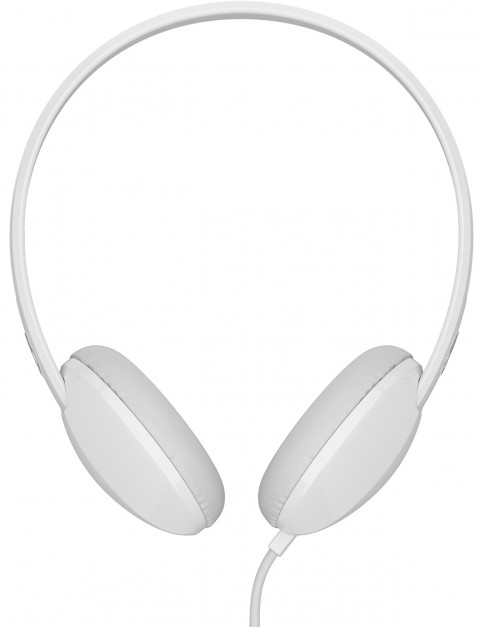 Skullcandy Stim On-Ear Headphone Headphones in White/Gray/White