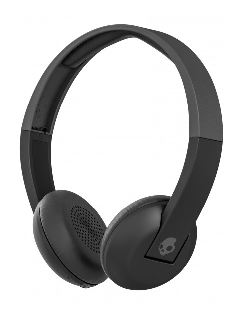 Skullcandy Uproar Wireless Headphones in Black/Grey/Grey