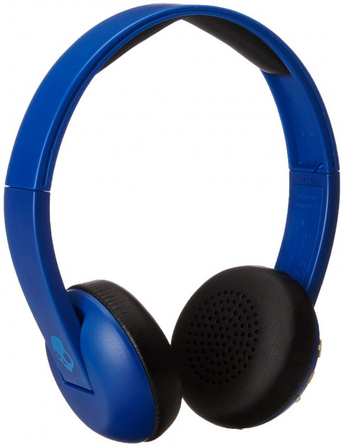 Skullcandy Uproar Wireless Headphones in Royal/Blue/Cream