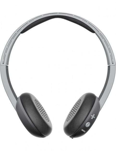 Skullcandy Uproar Wireless Headphones in Street/GrayFade/Heather