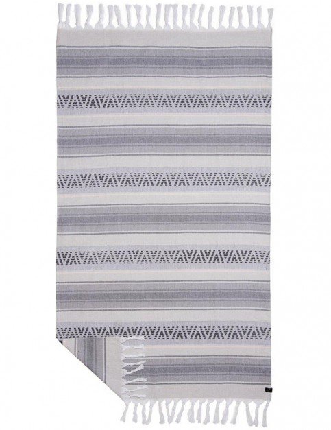 Slowtide Cisco Beach Towel in Charcoal