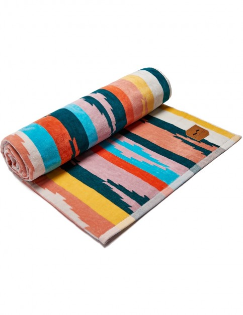 Slowtide Duvall Beach Towel in Multi