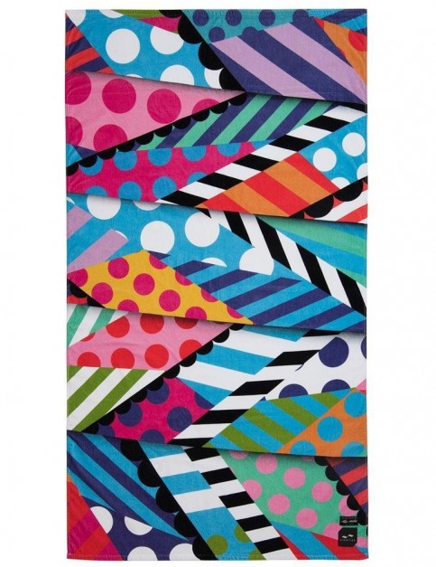 Slowtide Woodside Beach Towel in Multi