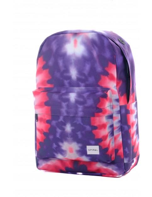 Spiral Acid Tie Dye Backpack