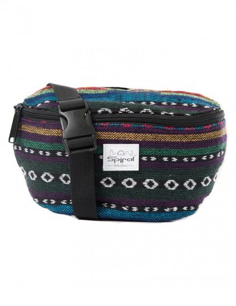 Spiral Amazon Aztec Bum Bag