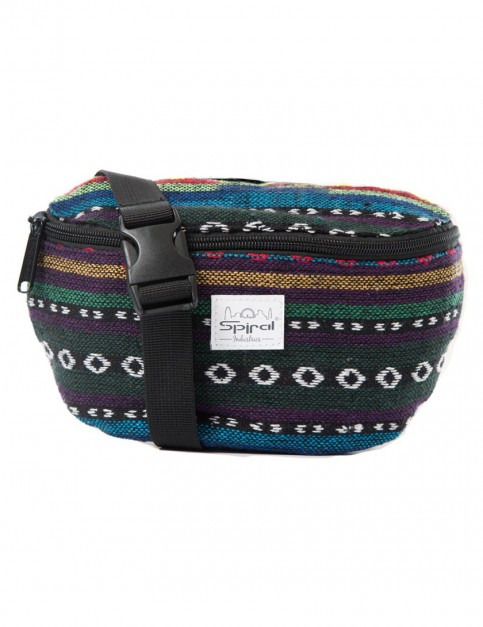Spiral Amazon Aztec Bum Bag