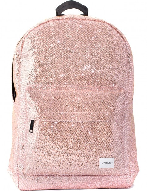 Spiral Bellini Glamour Backpack in Pink
