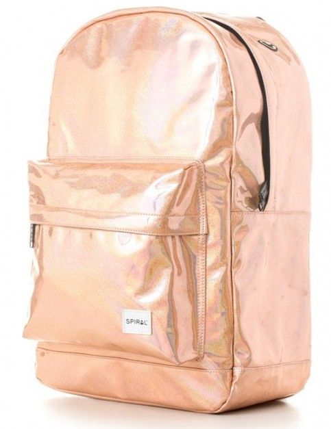 Spiral Champagne Rave Backpack