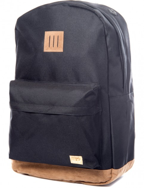 Spiral Classic Backpack in Black