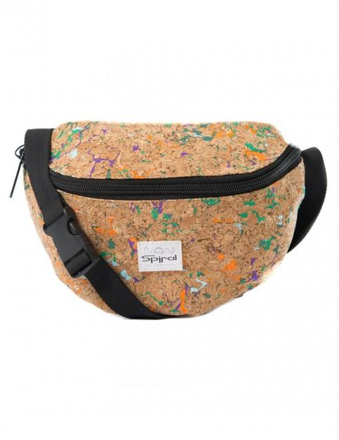 Spiral Cork Bum Bag