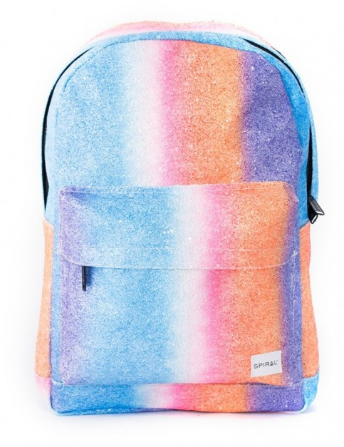 Spiral Dream Crystals Backpack in Multi