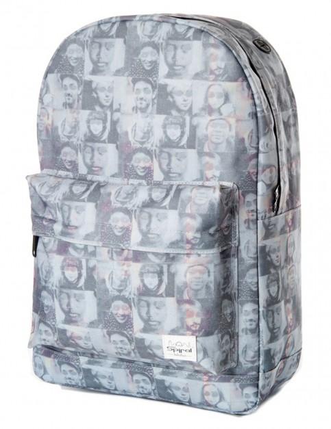 Spiral Faceless Backpack