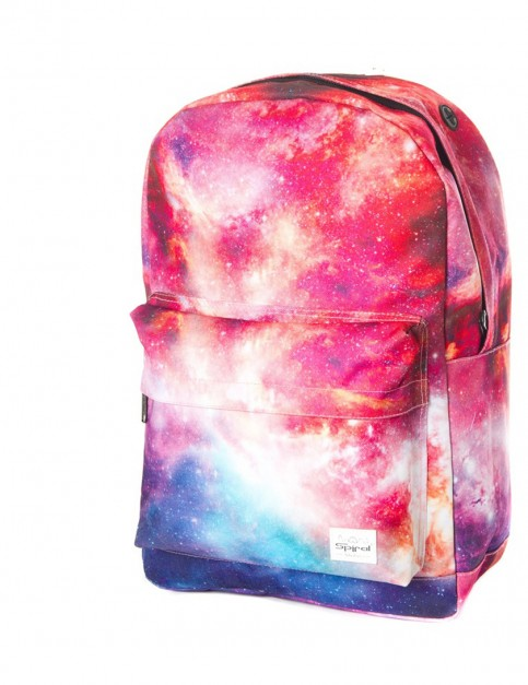 Spiral Galaxy Interstellar Backpack