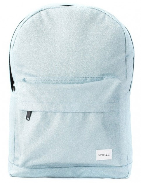 Spiral Glitter Mint Backpack in Mint