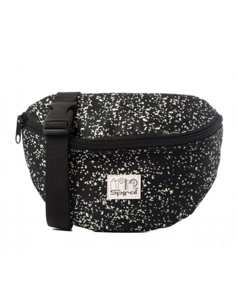Spiral Glow In The Dark Bum Bag in Speckles