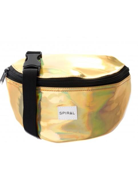Spiral Gold Rave Bum Bag