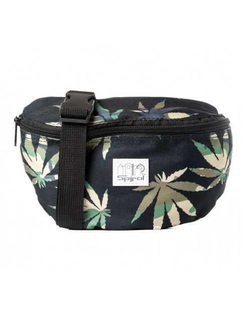 Spiral Grass Camo Bum Bag