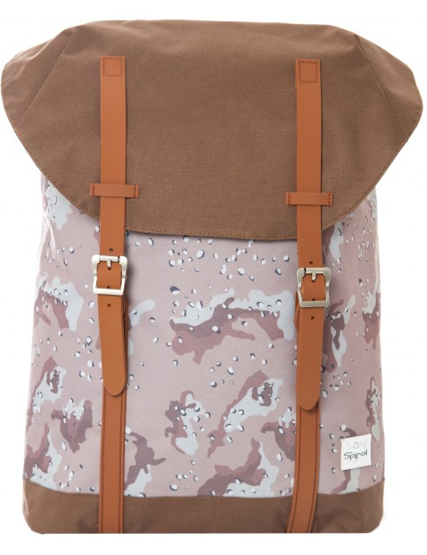 Camo Spiral Hampton Desert Camo Backpack