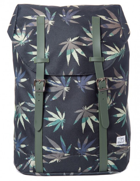 Spiral Hampton Grass Camouflage Backpack