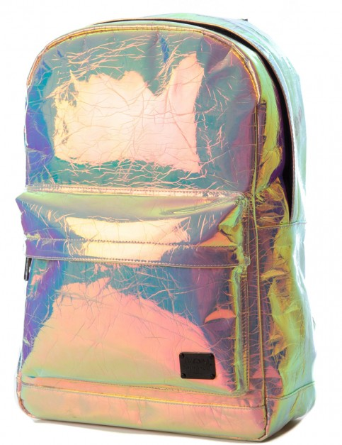 Spiral Holographic Backpack